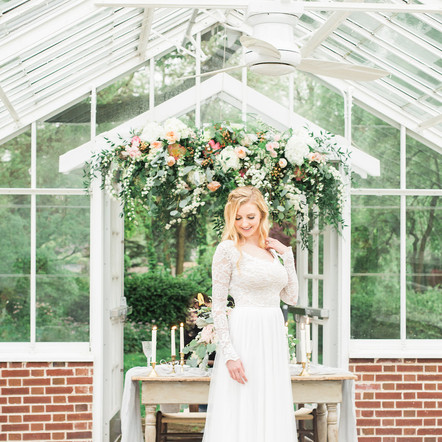 'Wedding on the Green' - Styled Wedding Shoot