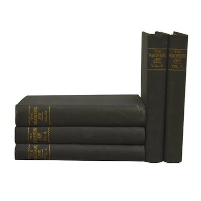 The Wandering Jew Books