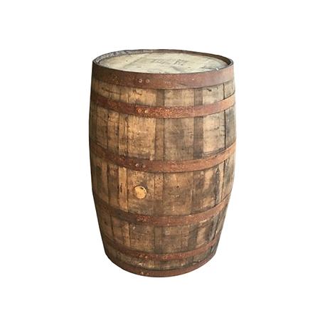 Old Whiskey Barrels