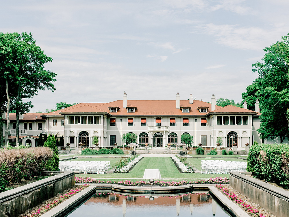 The Armour House, Lake Forest, IL