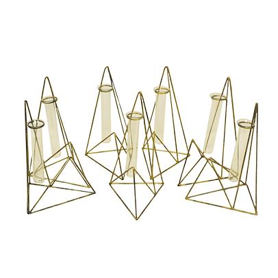 Geometric Vector Vases