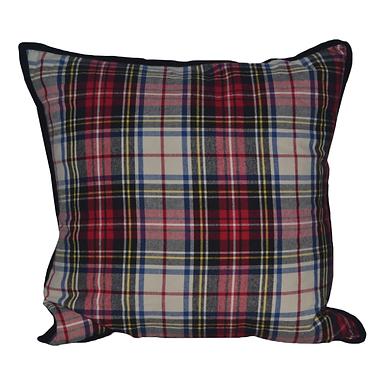 Plaid Ralph Lauren Pillow