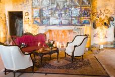vintage-burgundy-white-seating-demolishe