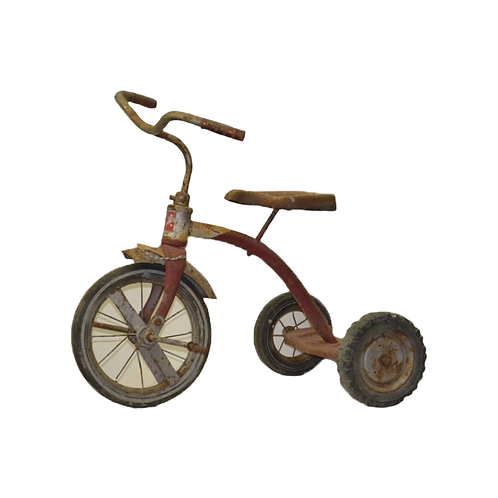 Vintage Child's Tricycle