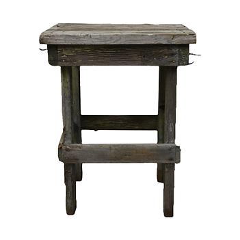 Repurposed Barn wood, Prairie Style Table