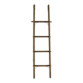 Wooden, Apple-Picking Ladder