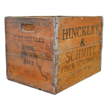 Hinkley & Schmitt Transport Box