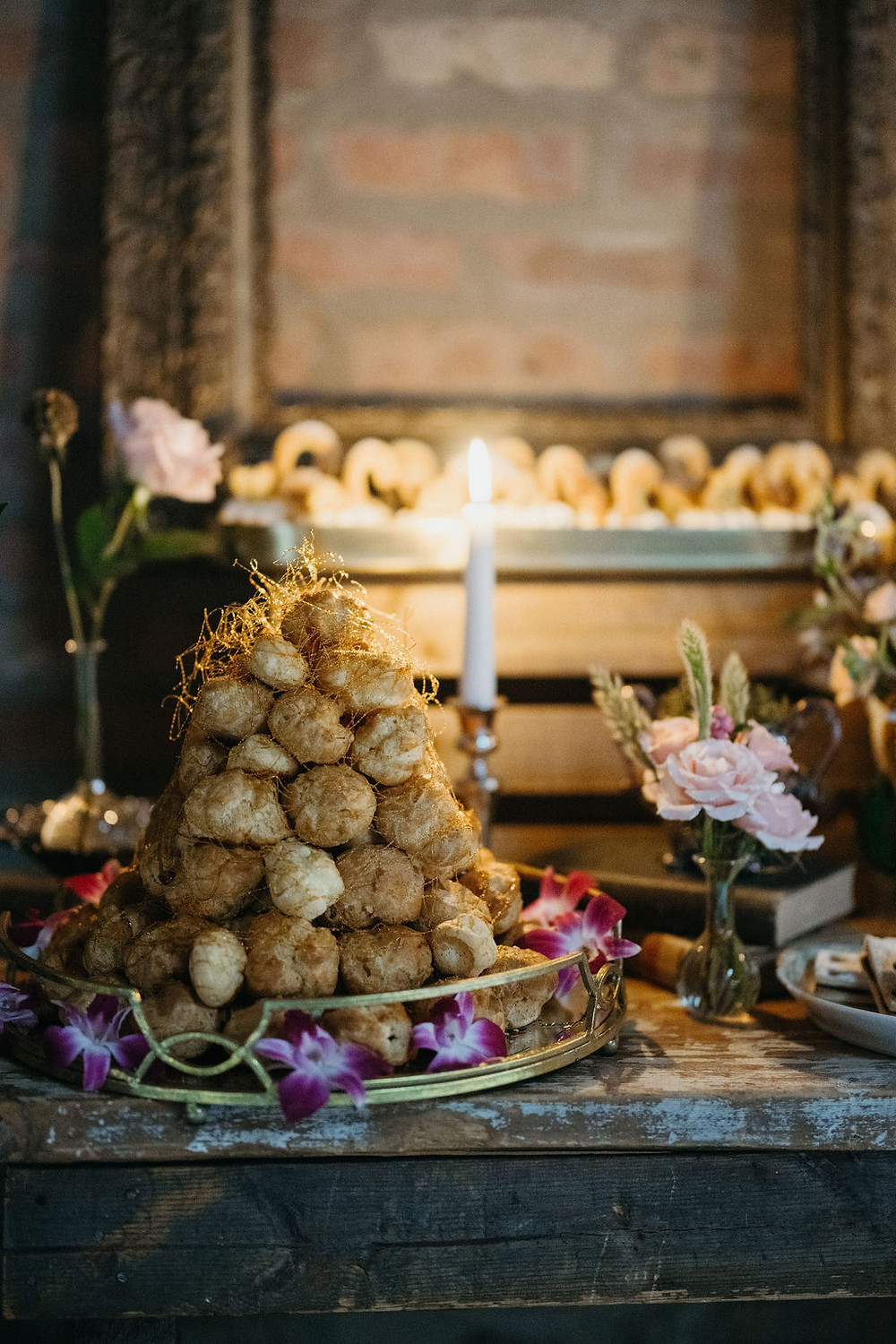 sweets table details