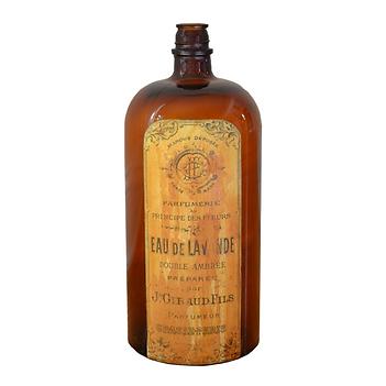 Parfumerie Brown Bottle