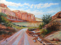 Capitol Reef After the Rain