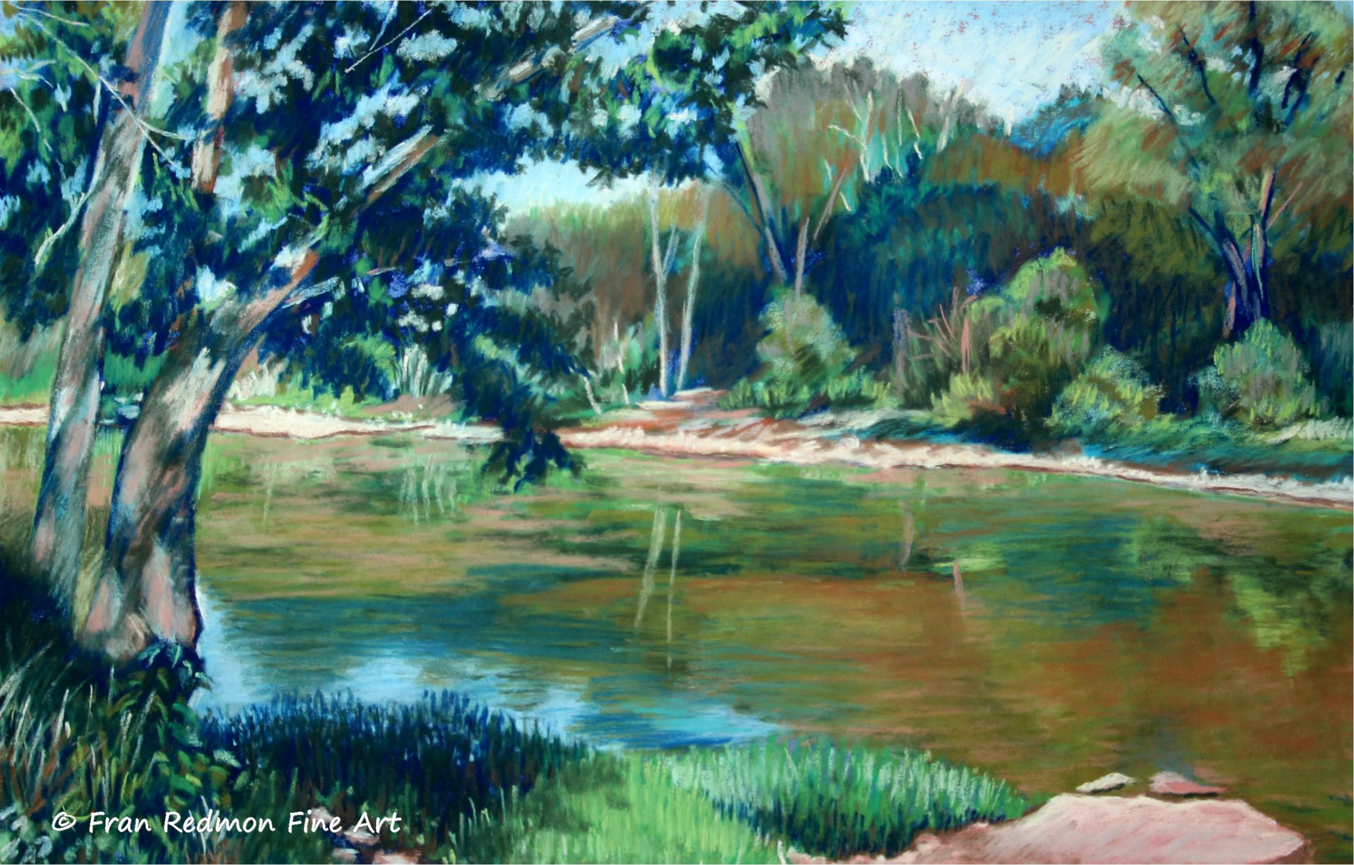 Along Elkhorn Creek