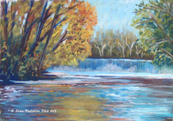 Elkhorn Creek Falls