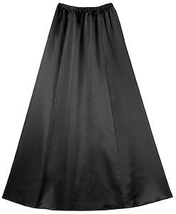 floor length elastic waist skirt $39.00.