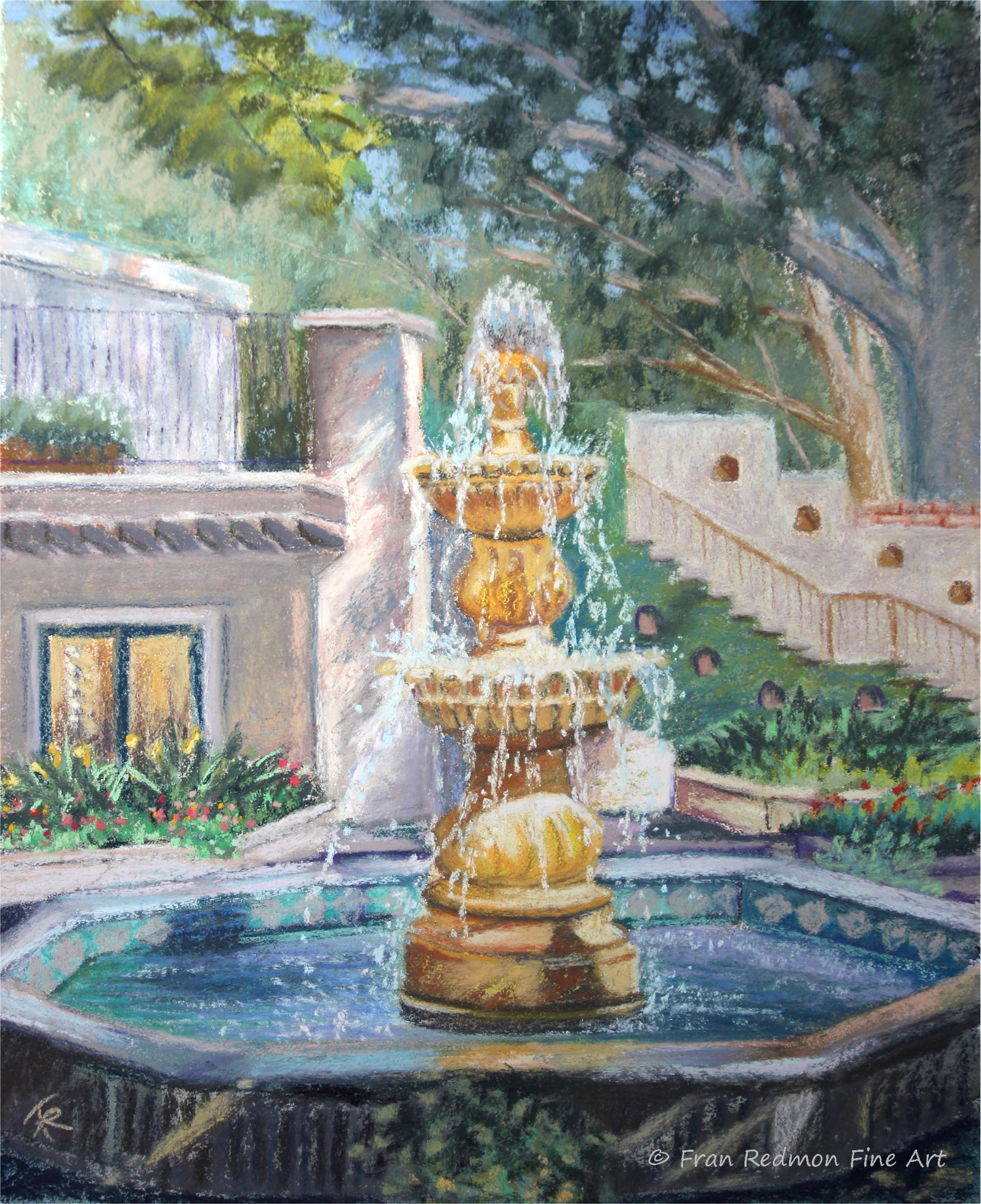 Tlaquepaque Fountain