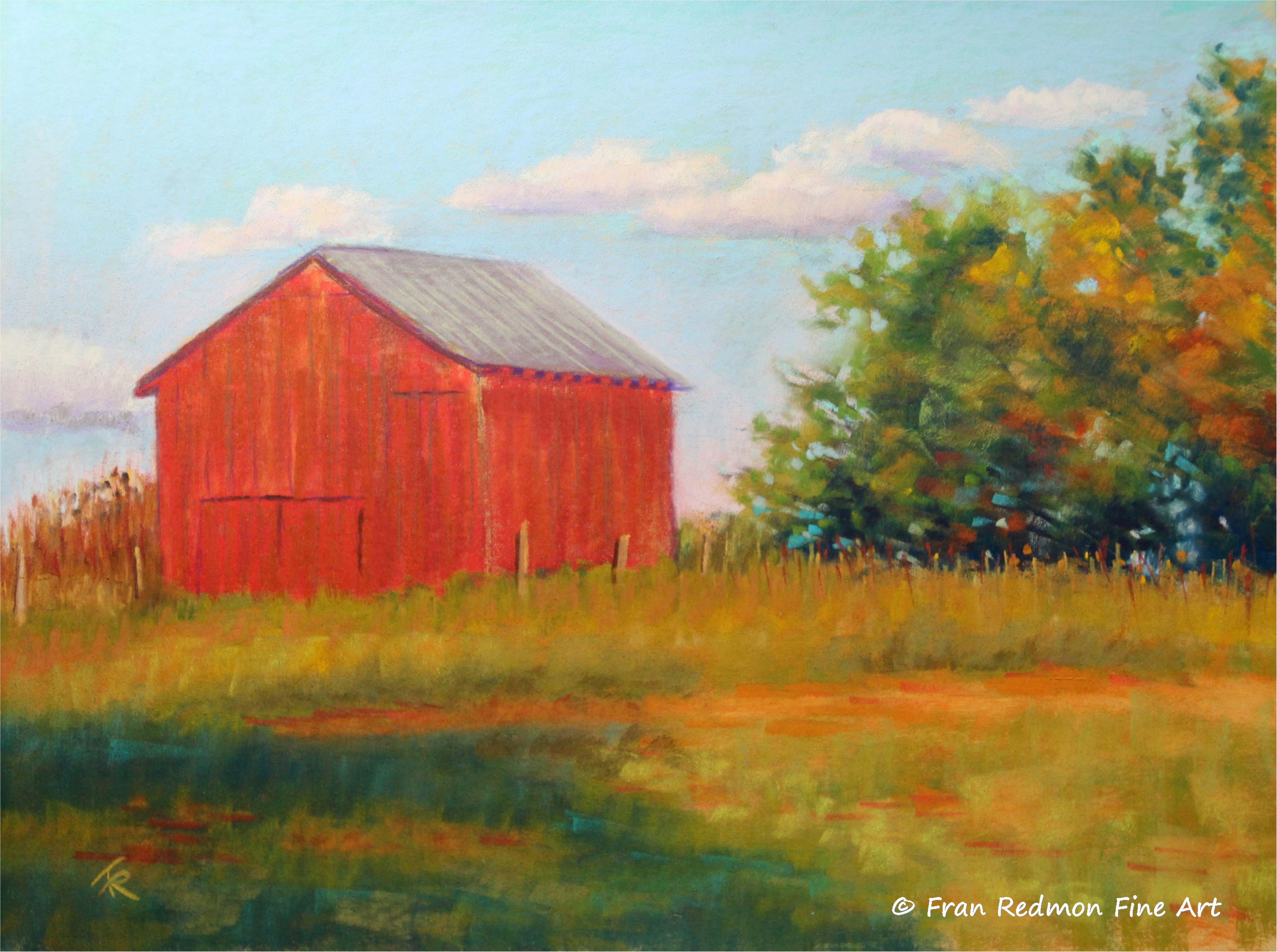 Love a Red Barn