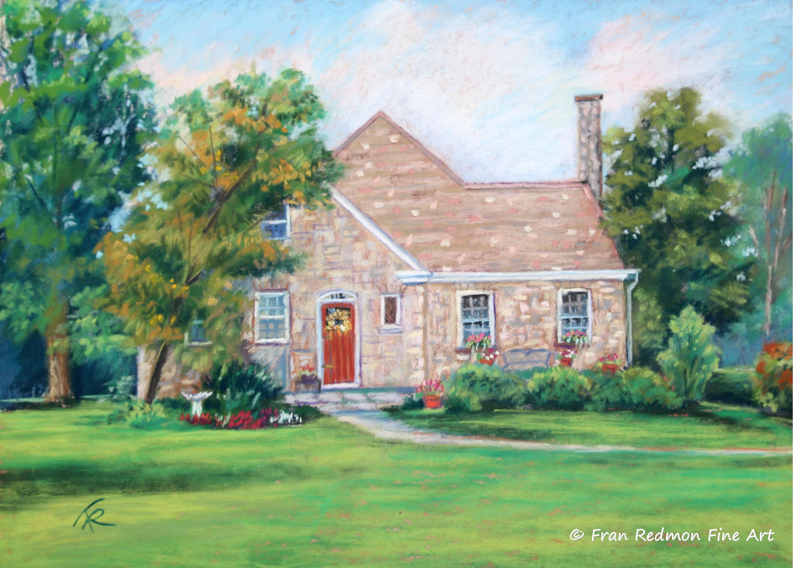 House on Birchwood