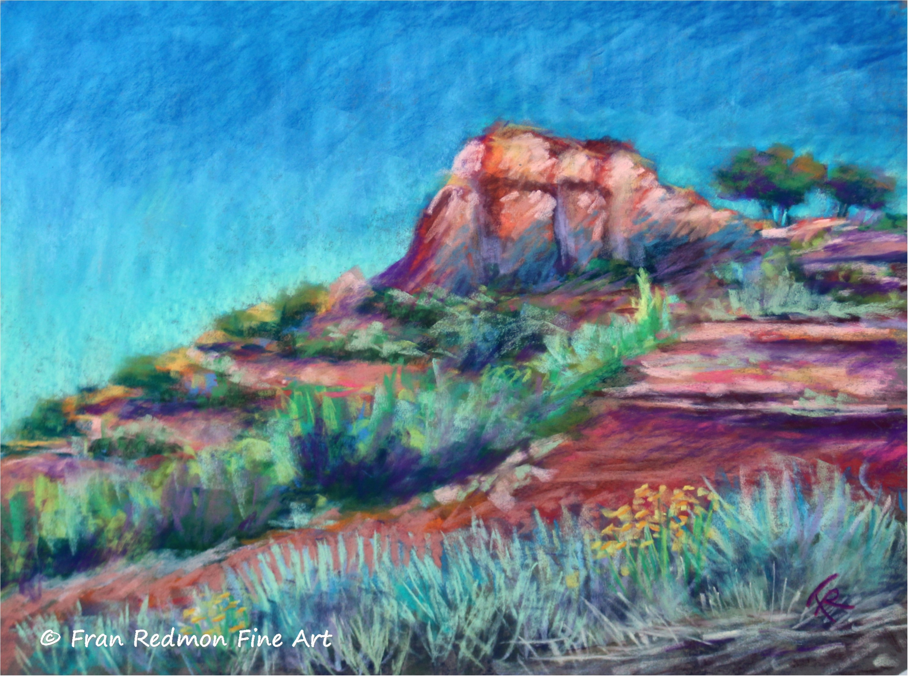 Kolob Canyon Vignette