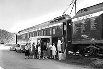 Kentucky Guild Train & bookmobile - KDLA