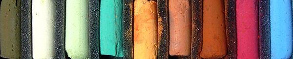 Colorful Pastels