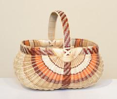 Split White Oak Basket