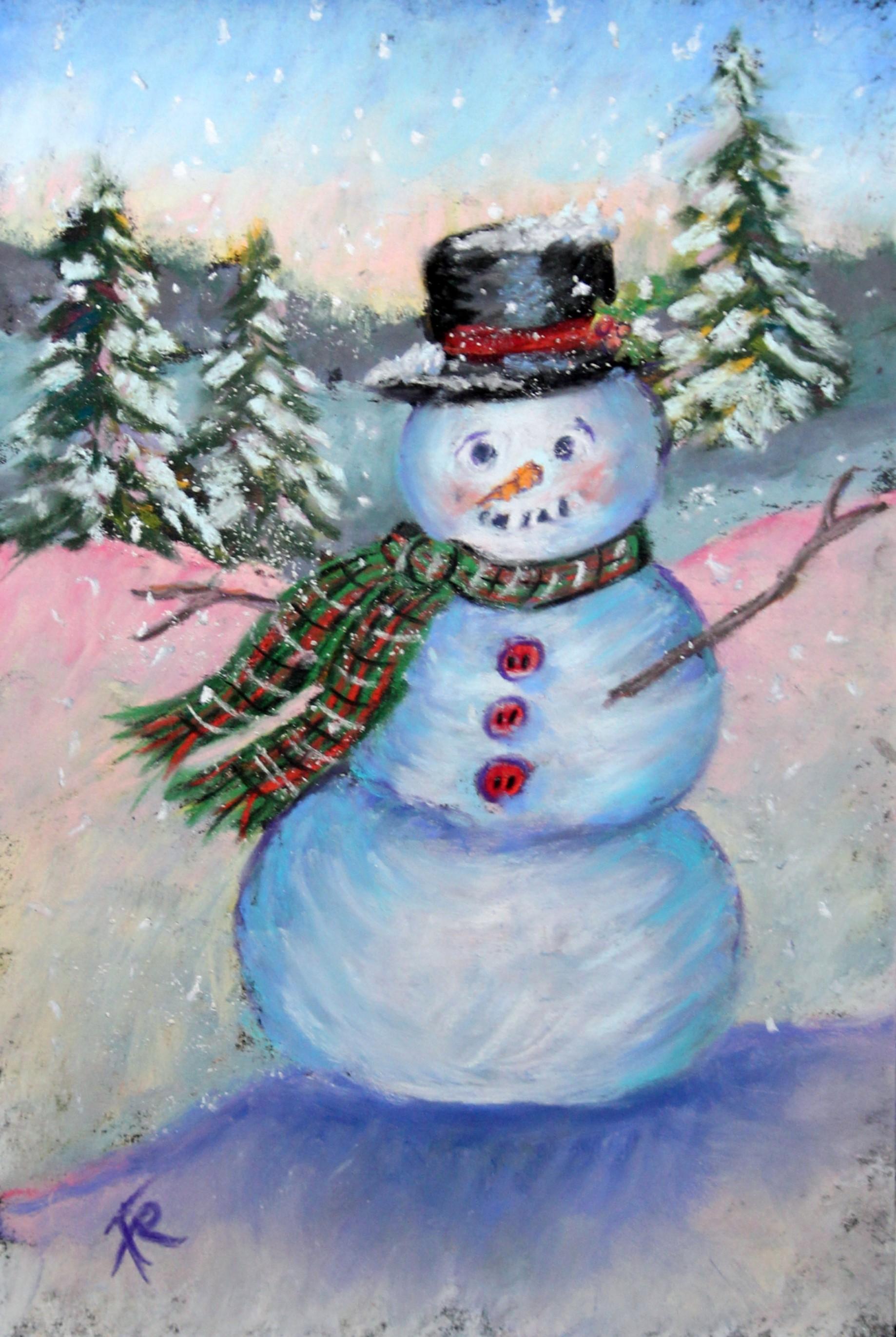 2018-12-23 Snowman Logo
