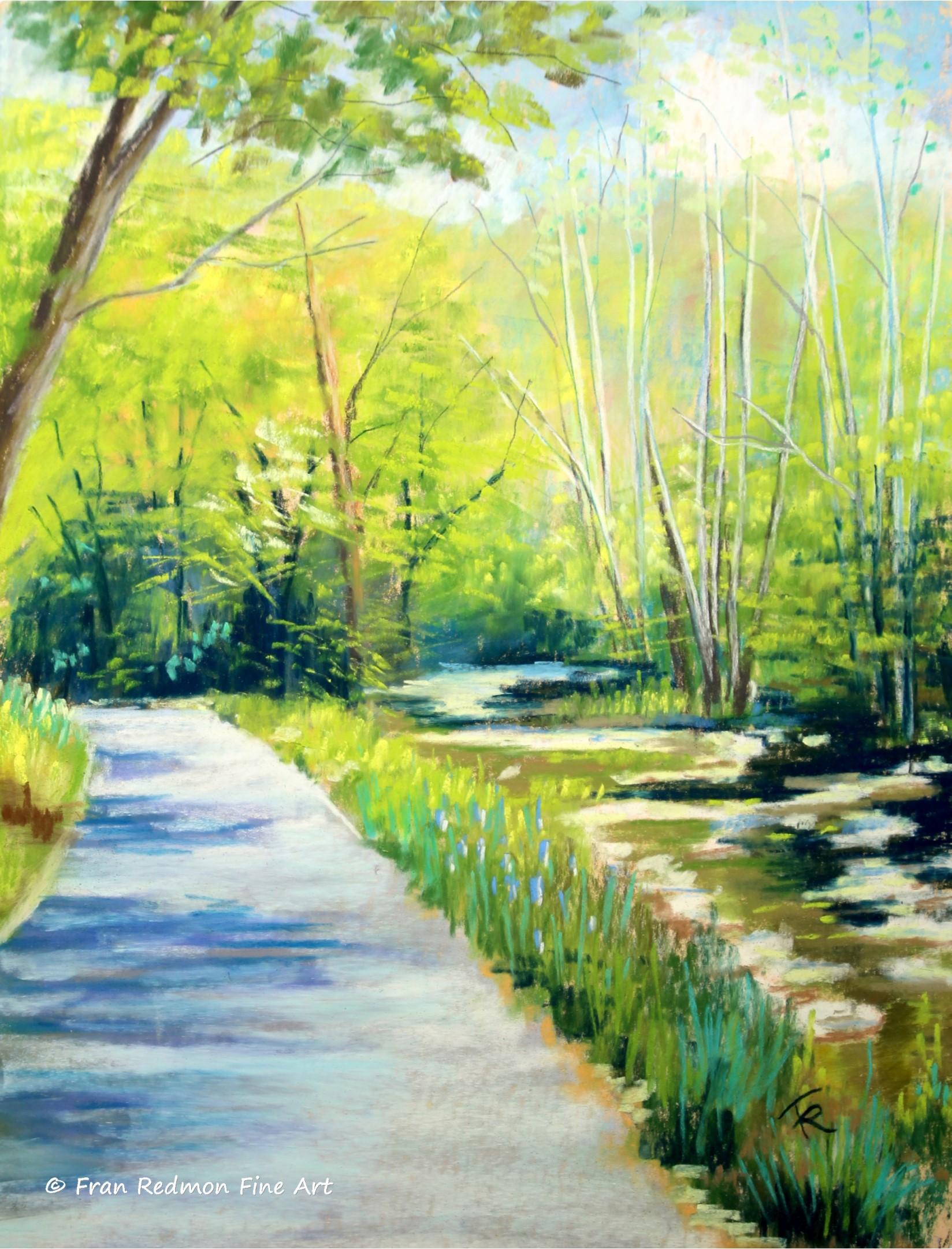 Along Little Benson Creek