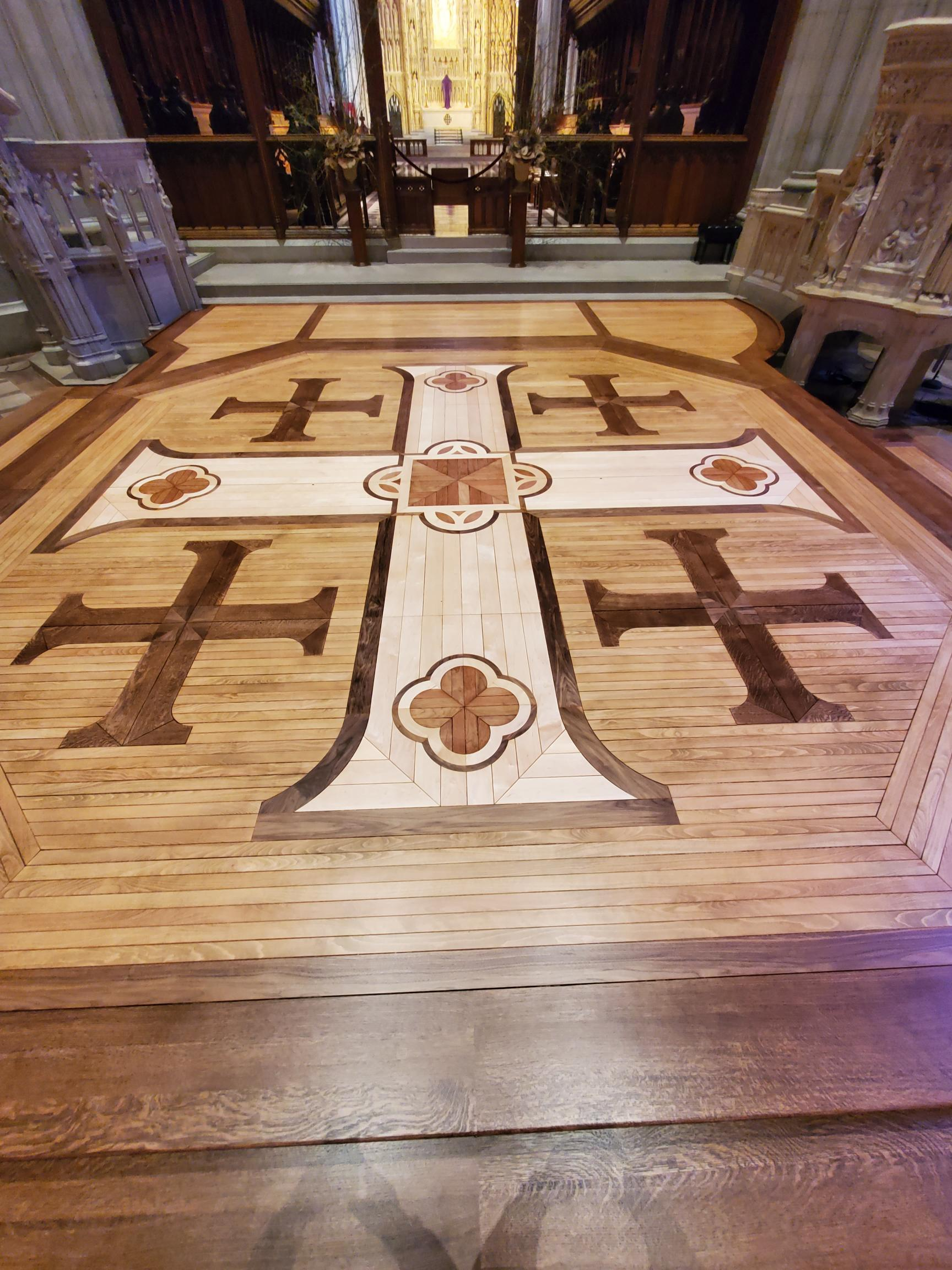 National Cathedral Hardwood