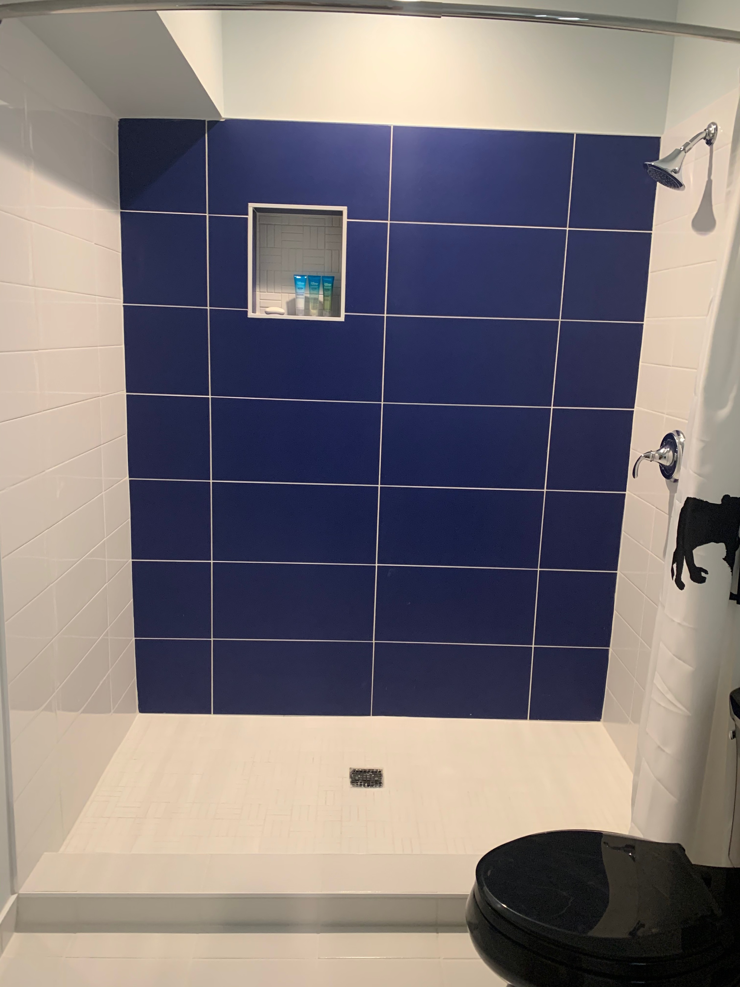 Shower Accent Tile