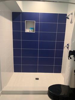 Shower Accent Tile