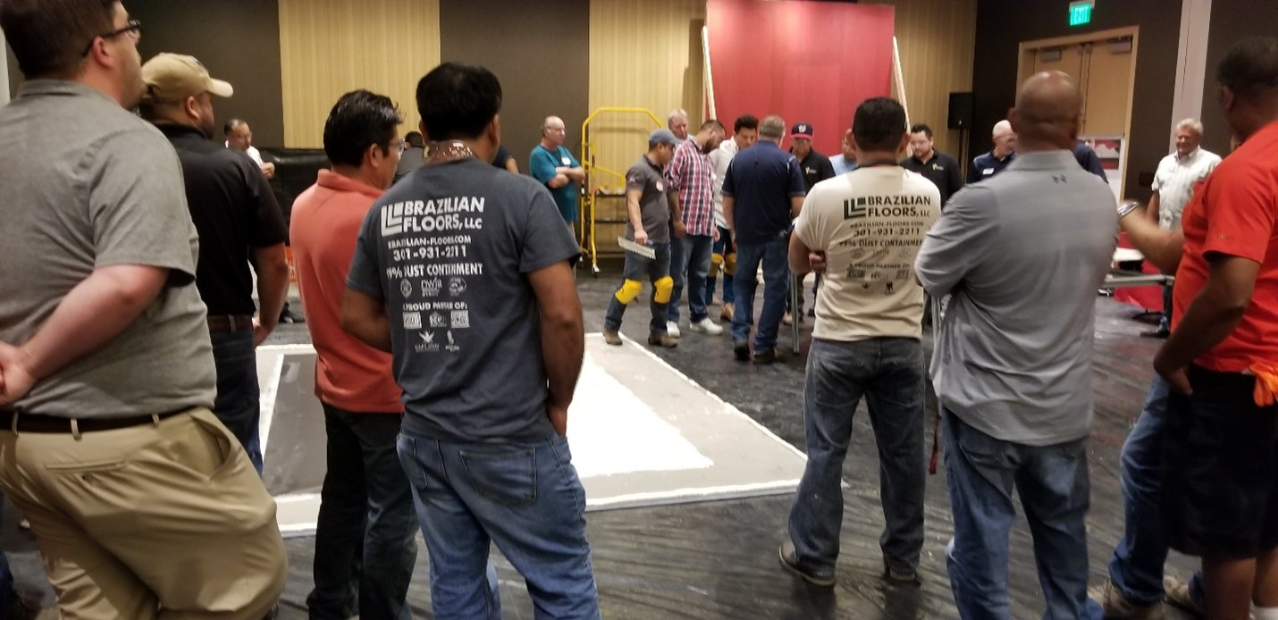 Large Format Tile Training