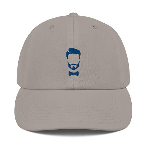 "The Modern Gentleman's ""Cowboys Edition"" Champion Dad Hat"