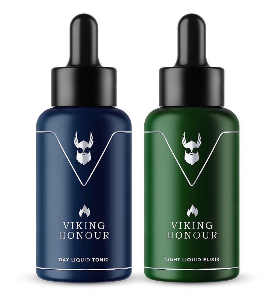 The Beard Struggle Night & Day Beard Oil