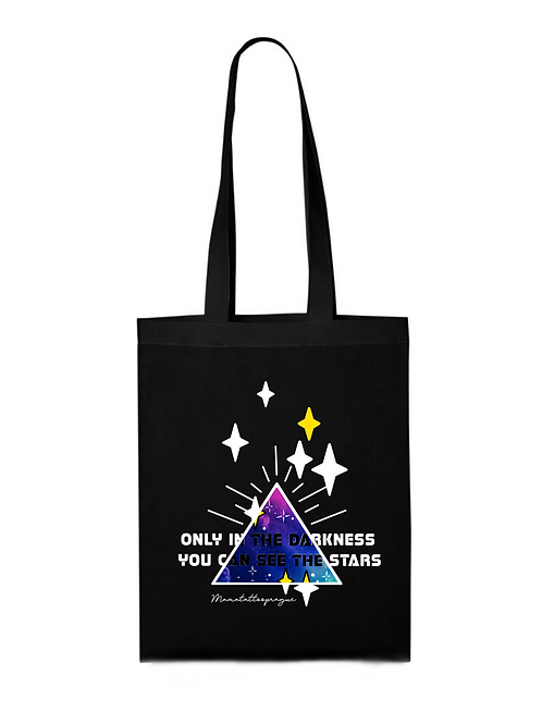 Shopping bag Darkness