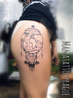 travelers tattoo