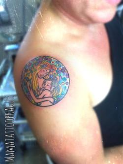 mothers love tattoo