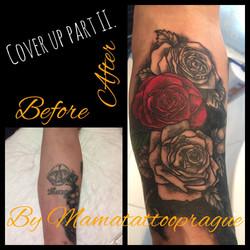cover tattoo ruze