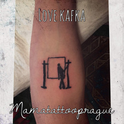 kafka tattoo