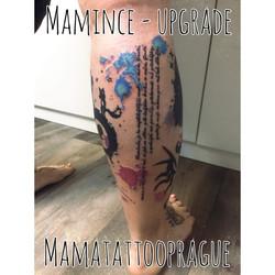 pro maminku tattoo