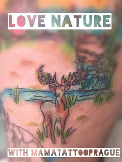 tattoo jelen