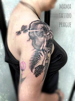 natural tattoo