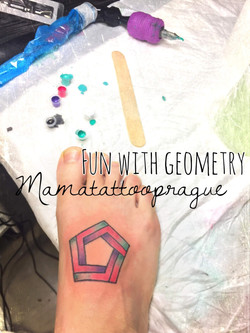 tattoo geometry