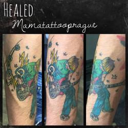 healed tattoo scott pilgrim