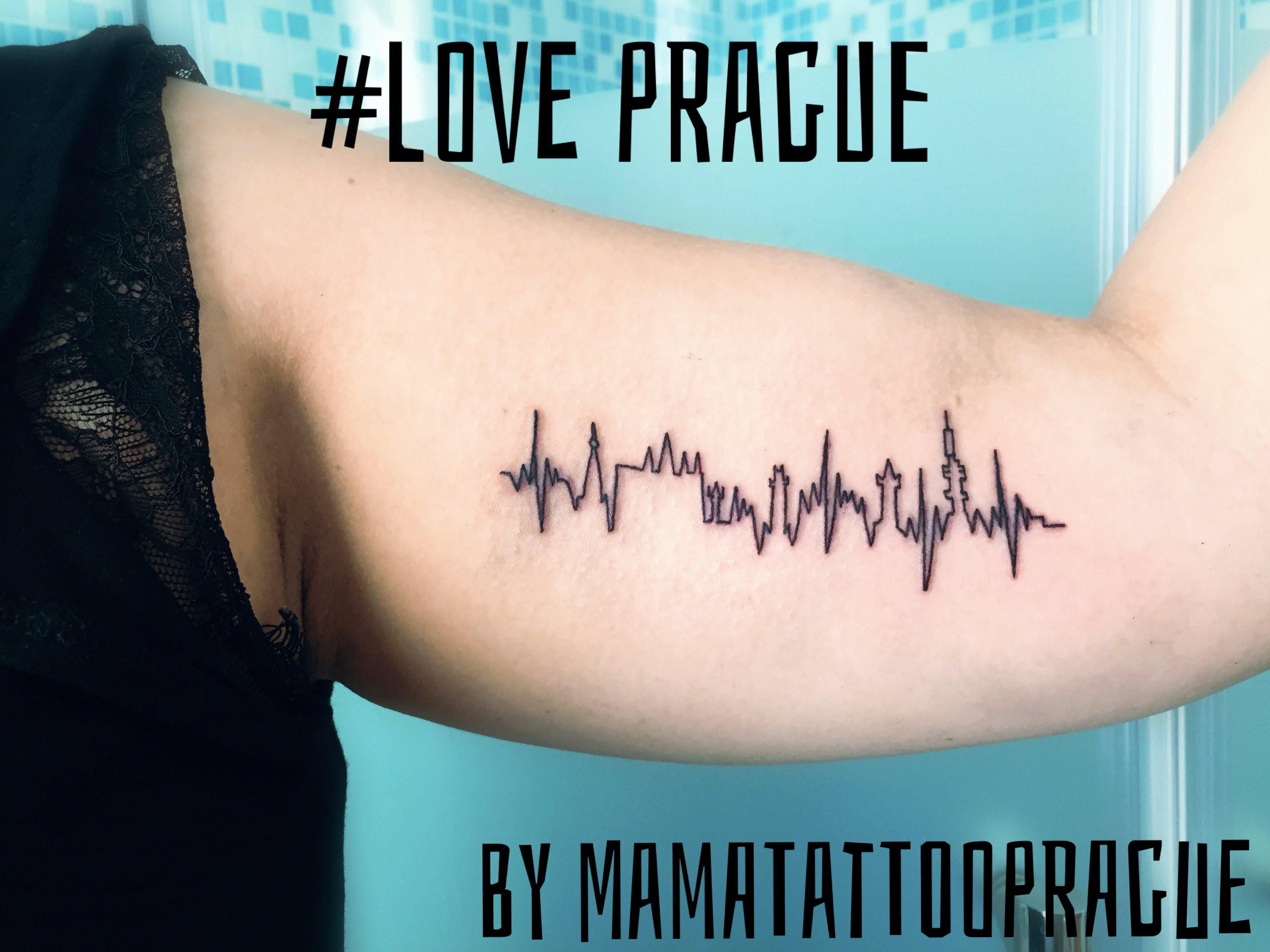 tetovani praha v srdci