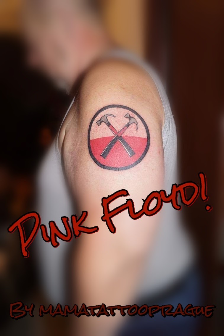 tattoo pink floyd