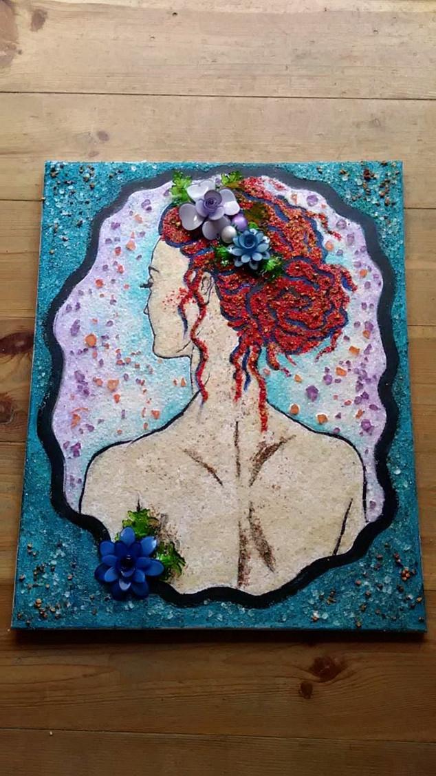 mozaika red