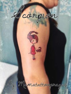tattoo rak