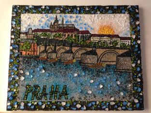 mozaika Praha
