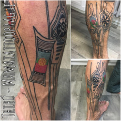 tribu tattoo
