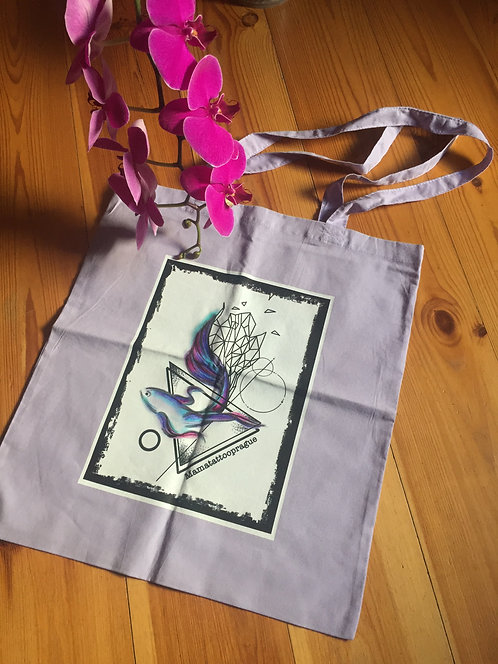 Shopping bag - Fish