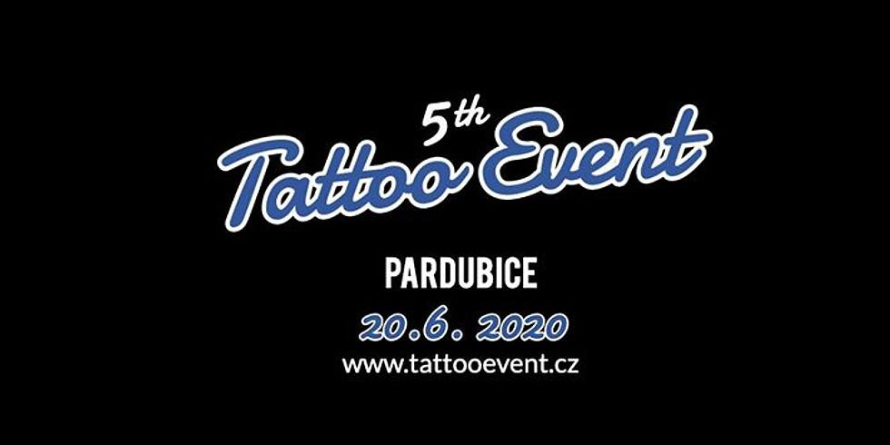 Tattoo Event Pardubice - sobota 20.6.2020